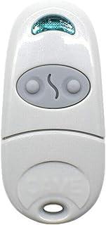 KUTO afstandsbediening, garagedeur afstandsbediening geschikt voor Top 432na / 432 Sa / 432 M, 433,92 Mhz