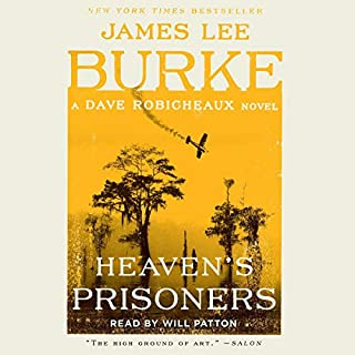 Heaven's Prisoners audiobook cover art
