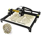 Reizer 20W Laser Engraver, Class 4 Fixed-Focus CNC Laser Engraving Machine with 32-bit Board for...