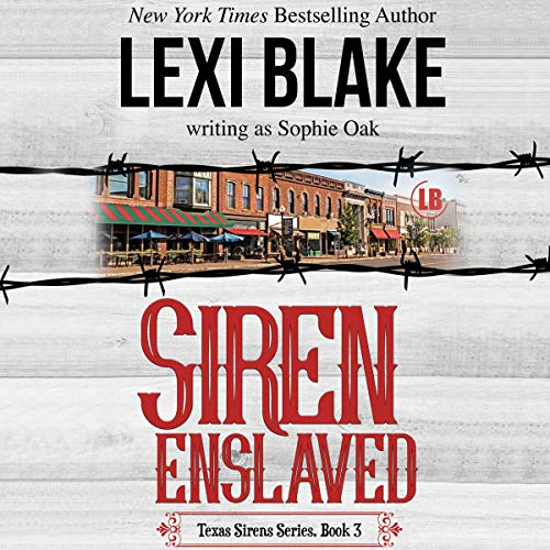 Siren Enslaved audiobook cover art