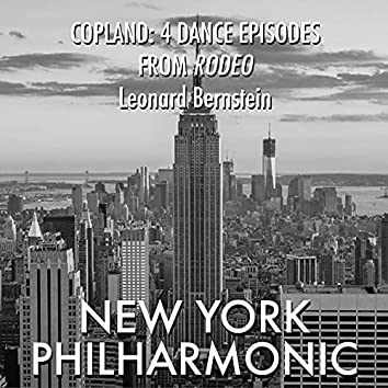 Copland: 4 Dance Isodes from Rodeo - Ep