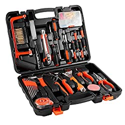 Top 5 Best Household Tool Kits & Tool Sets 1