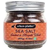 Urban Platter Sea Salt Smoked in Mesquite Wood, 250g / 8.8oz [Smoky Flavour]