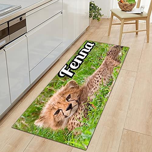 Cucina stuoia ingresso ingresso pavimento stuoia camera da letto divano corridoio rettangolare tappetino bagno assorbente tappeto NO.5 40X60cm