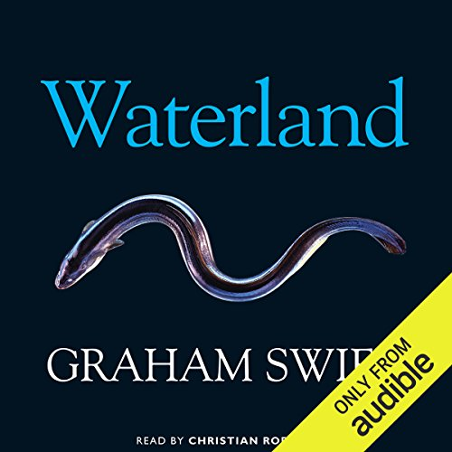Waterland audiobook cover art
