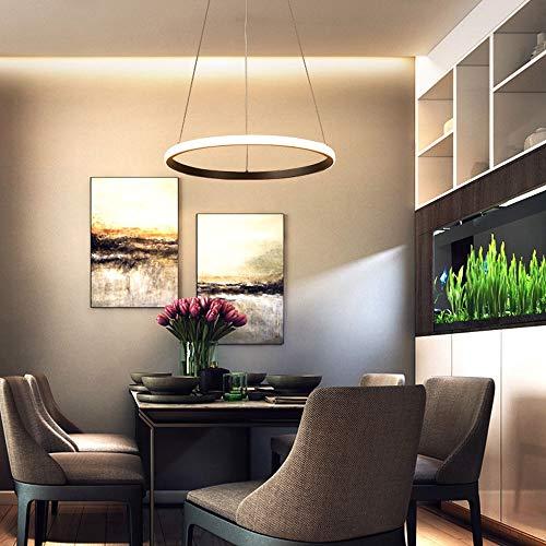 Warm Home Ristorante Circolare Ring buitenverlichting dimmer modern en minimalistisch LED-lampen voor woonkamer mooi