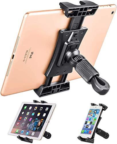 Stands Fashion 360° Adjustable Bike Tablet Mount Exercise Bike Tablet Holder, Portable Ipad Holder For Microphone Treadmill/Car Headrest Ban Lu Yi