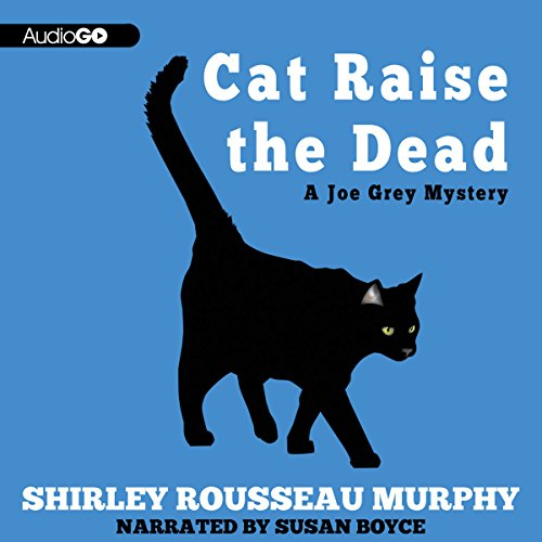 Cat Raise the Dead audiobook cover art