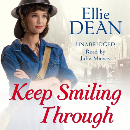 Keep Smiling Through audiobook cover art