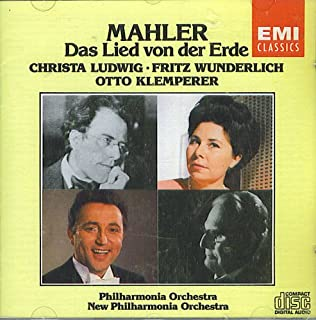 Mahler: Das Lied Von Der Erde: Klemperer