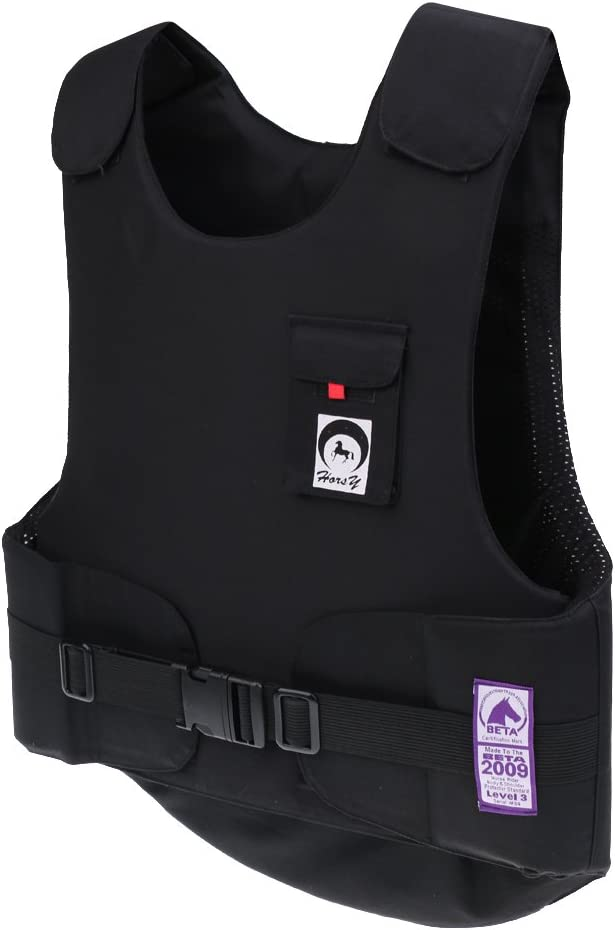 Tachiuwa Safety Horse Riding Equestrian Manufacturer OFFicial San Francisco Mall shop EVA Protecti Padded Vest