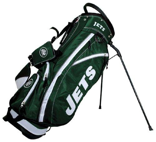 Team Golf NFL New York Jets Golf Stand Bag