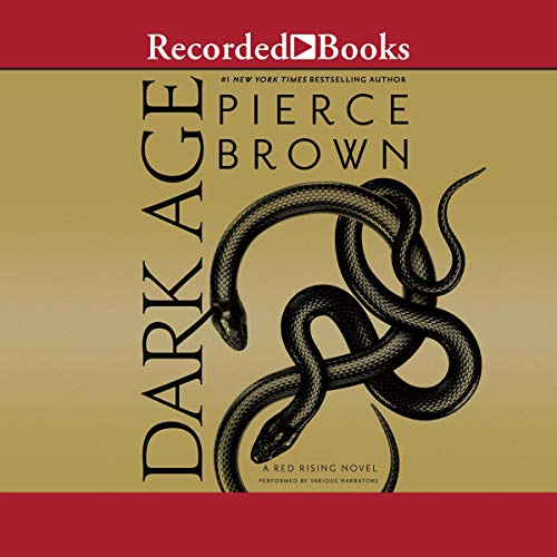 Dark Age audiobook cover art