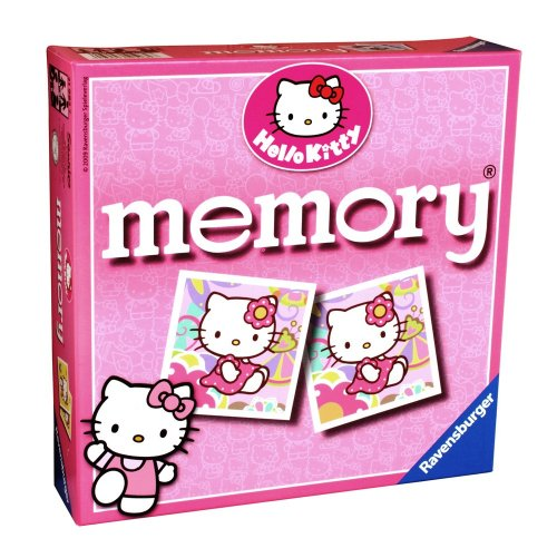 Ravensburger 21982 - Hello Kitty memory®