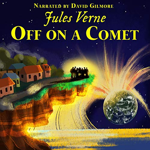 Off on a Comet cover art