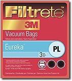 Type PL Eureka Vacuum Cleaner Replacement Bag (3 Pack)