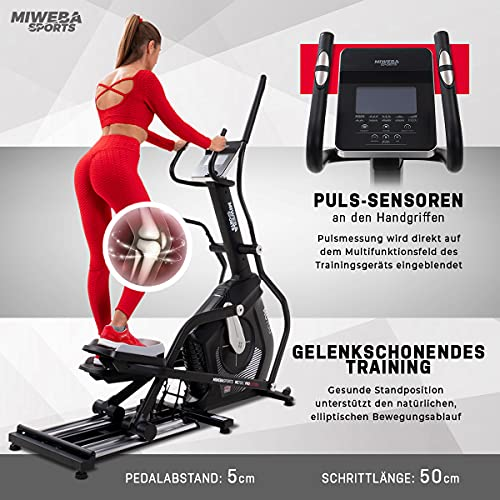 Miweba Sports Crosstrainer MC700-7