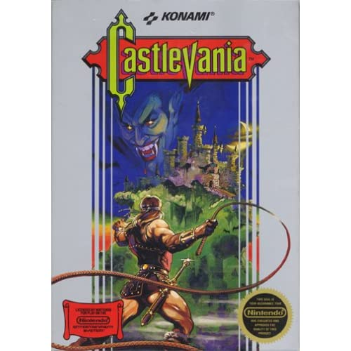 Amazon.com: Castlevania: Unknown: Video Games