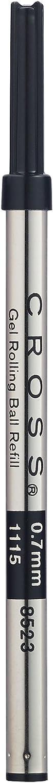 Single Pack Selectip Gel Rollerball Pen Refill Black