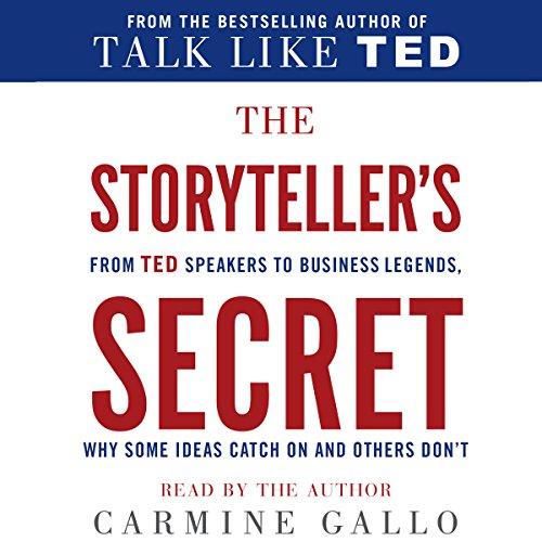 The Storyteller's Secret Titelbild
