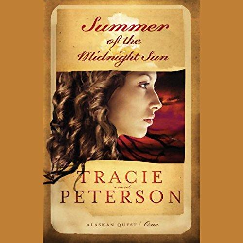 Summer of the Midnight Sun audiobook cover art