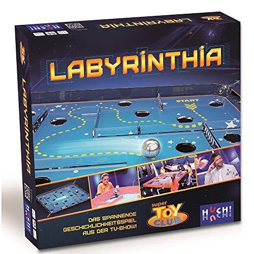 Huch Verlag Labyrinthia, Bunt
