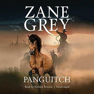 Panguitch audiobook cover art