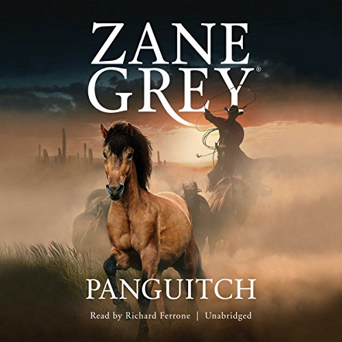 Panguitch audiobook cover art