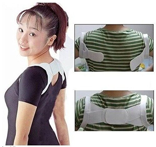 careforyou® Réglable thérapie Ceinture posture correcteur corps bande de maintien arrière épaule Beauté Correction Beauté