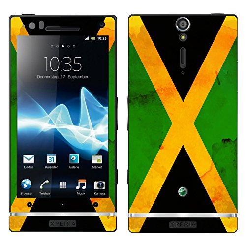 DISAGU SF 103844_ 1124Pellicola Design per Sony Xperia Arc HD–Motivo Giamaica