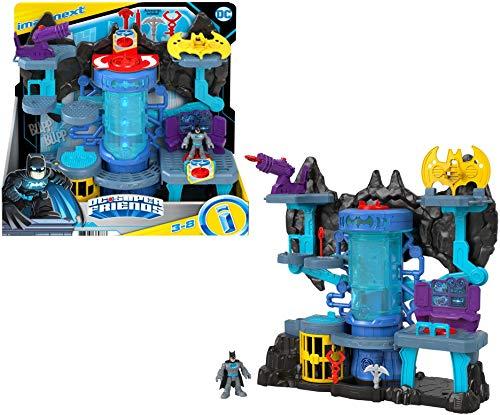 Bat-Tech Batcave and Batman Playset