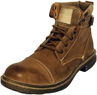 حذاء رجالي من فيرني مطبوع عليه Belly Rogue للقيادة