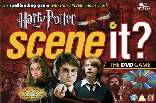 Harry Potter Scene It? DVD Spiel