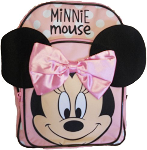 Minnie Mouse Kinderrucksack, 32 cm, 9 Liter, Pink DMINN001194