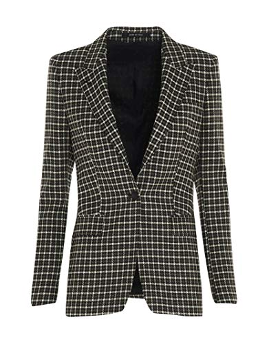 TAGLIATORE Luxury Fashion Damen JPARIGI15B34307ET974 Grau Viskose Blazer | Herbst Winter 20