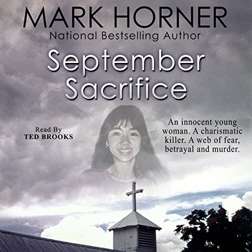 September Sacrifice audiobook cover art