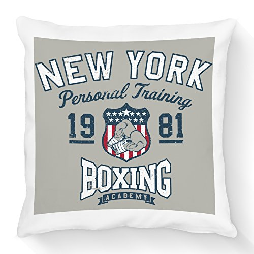 FS - Coussin New York Boxing Academy