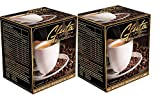 2 Boxes GlutaLipo Coffee 12-in-1 (20 Sachets)
