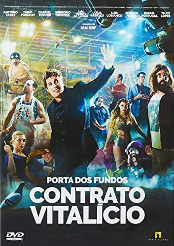 Porta Dos Fundos Contrato Vitalício [DVD]