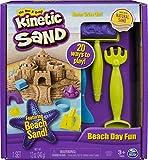 Kinetic Sand 6037424 - Strandspaß Set 340 g Sand