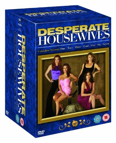 Desperate Housewives 1-7 [43 DVD Boxset] [UK Import]