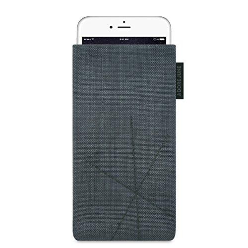 Adore June Axis Funda para iPhone 7 / 6S / 6 con Función de Retorno, Gris Oscuro