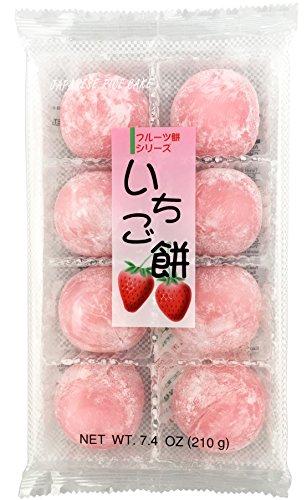 Fruits Mochi Daifuku Ichigo 7.4oz/210g