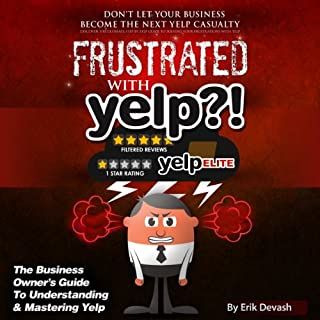 Frustrated with Yelp?! audiobook cover art