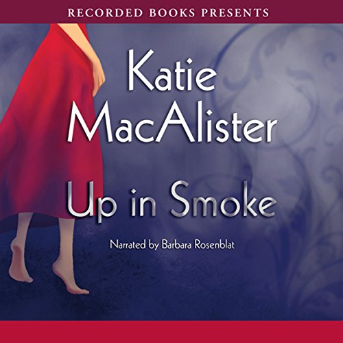 Up in Smoke audiobook cover art