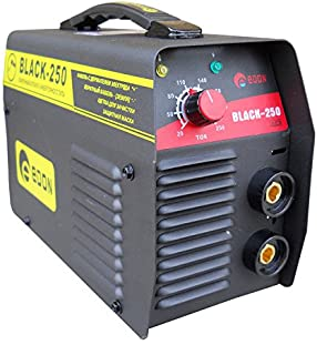 Welding inverter EDON MMA 250 BLACK welder IGBT ARC DC 220V welding machine