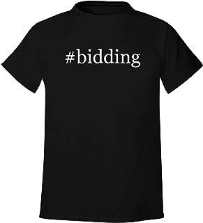 #bidding - Men`s Hashtag Soft & Comfortable T-Shirt