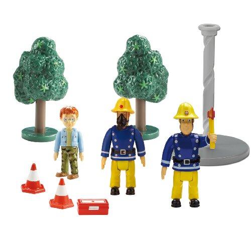 Fireman Sam Paquet Figure valeur.