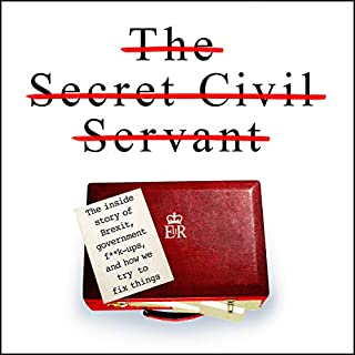 The Secret Civil Servant cover art