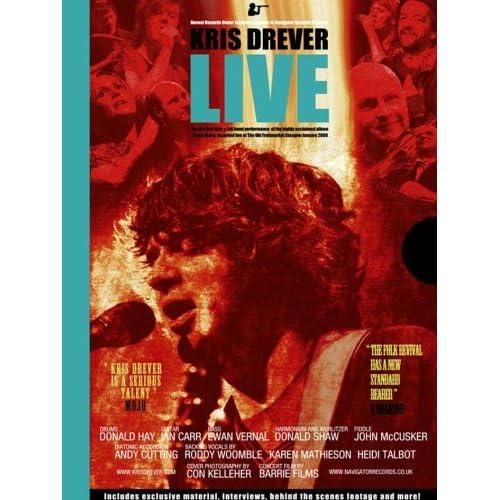 Kris Drever Live [Edizione: Regno Unito]